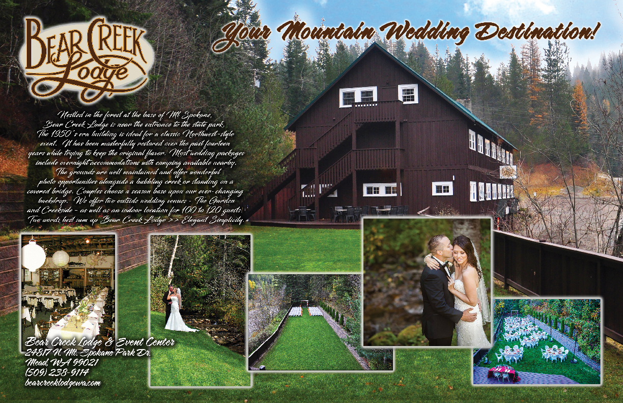 Bear Creek Lodge Pg. 2 WRG Ad 2016