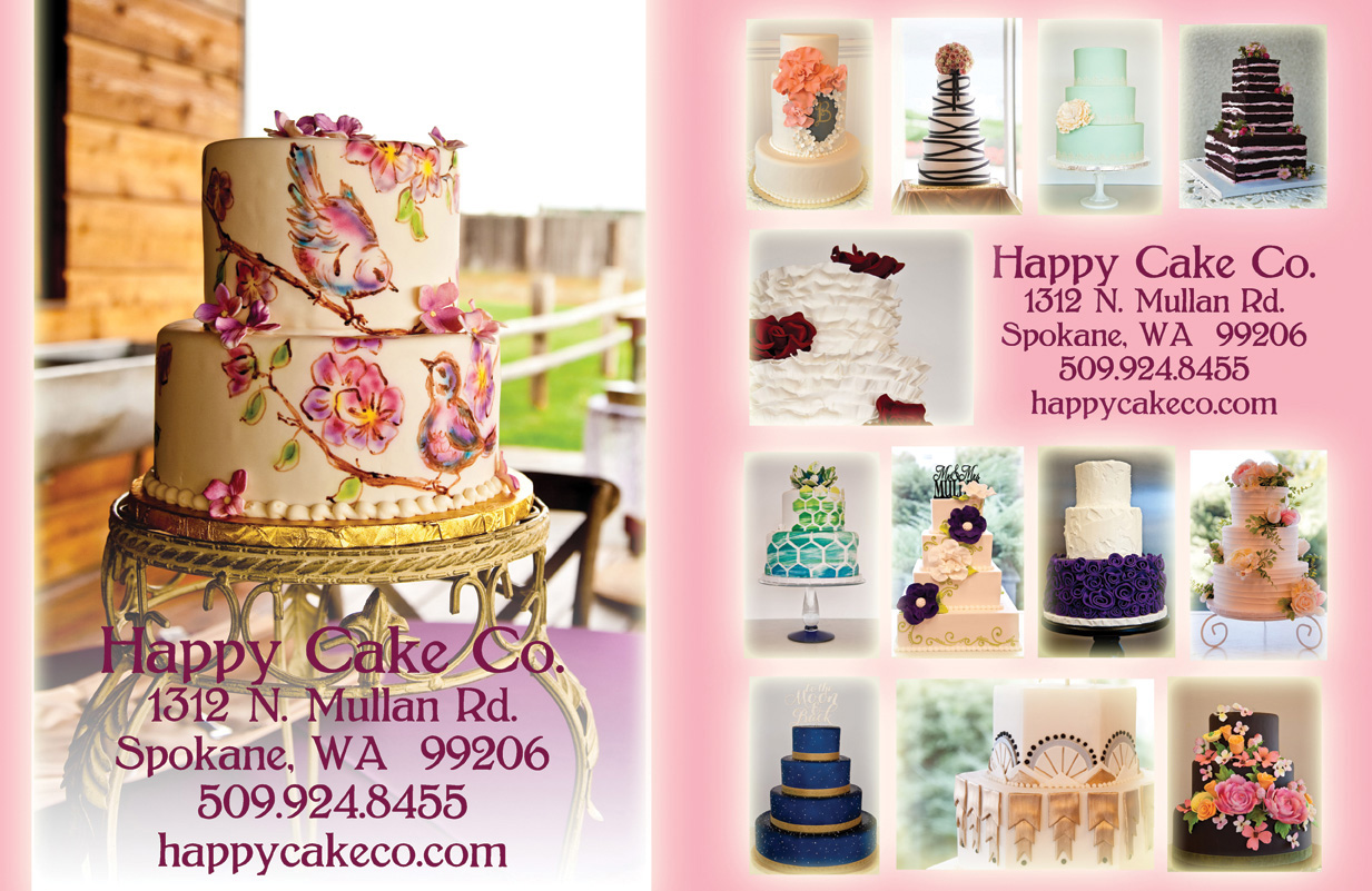 Happy Cake Co WRG Ad 2016