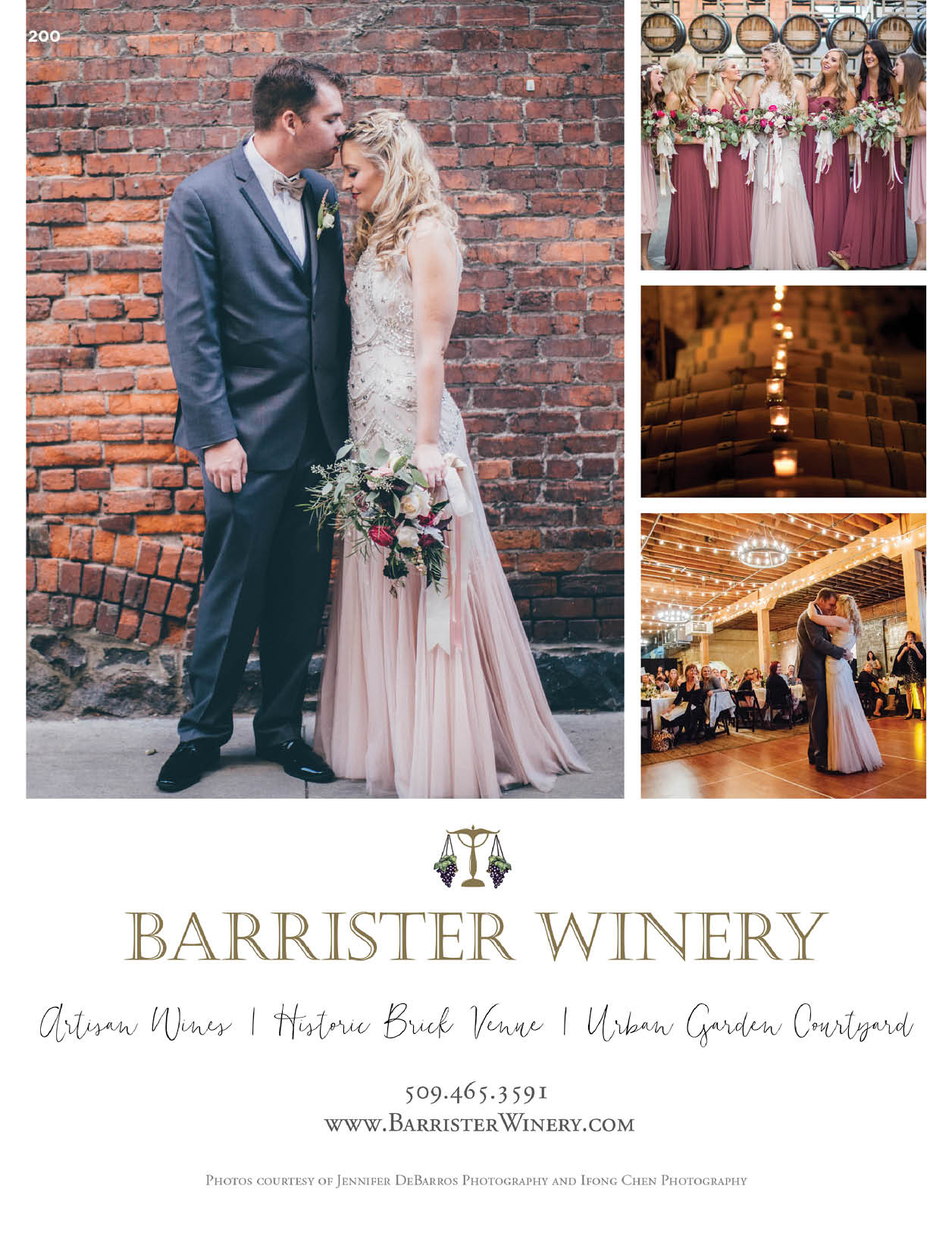 2017 Barrister Winery WRG