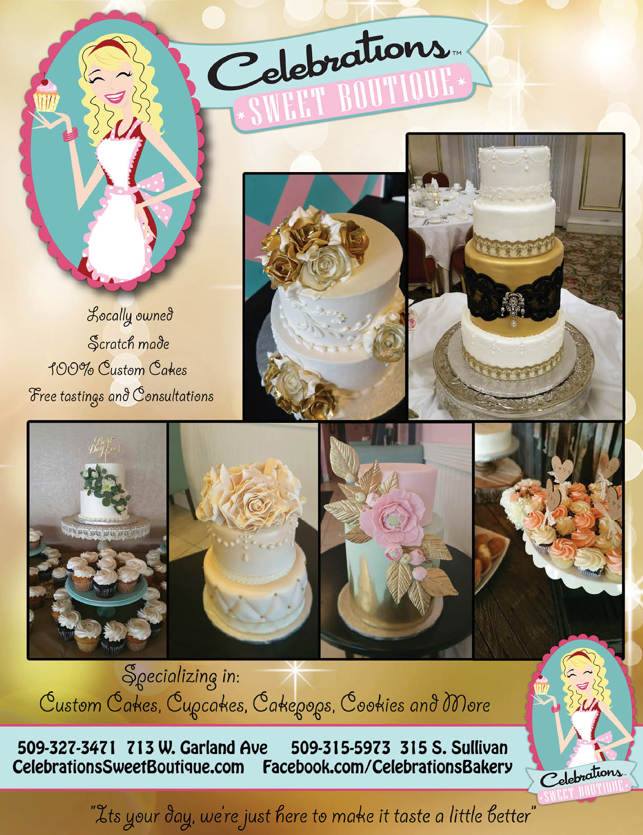2017 Celebrationx Sweet Boutique WRG