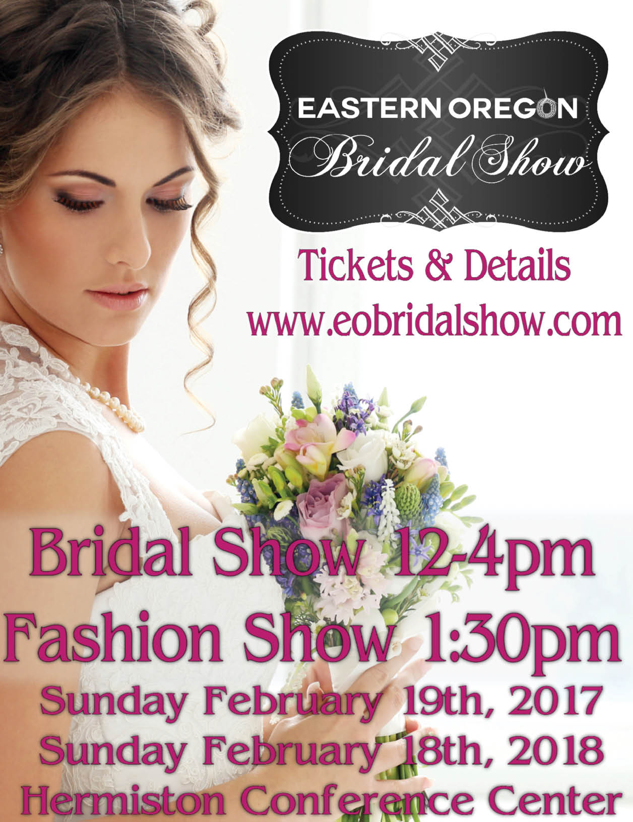 2017 Eastern Oregon Bridal Show WRG