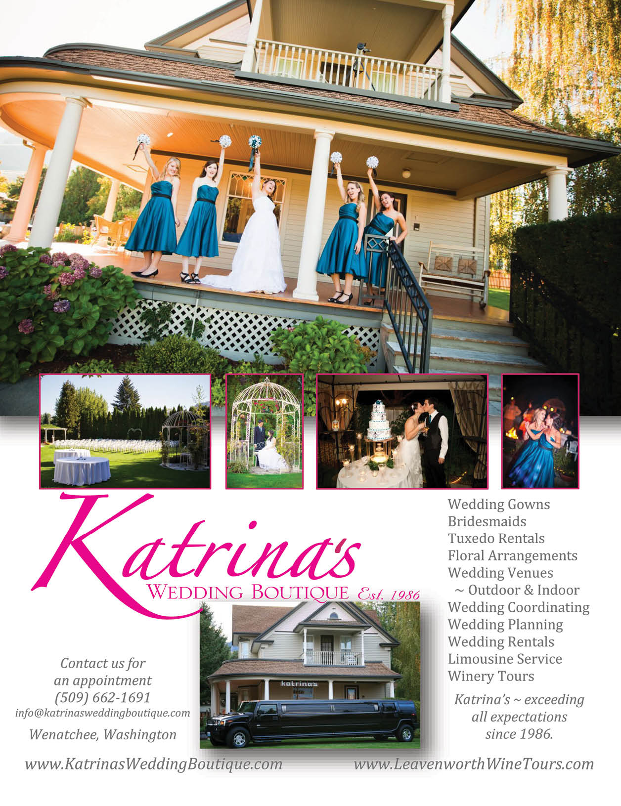 2017 Katerinas Wedding Boutique WRG