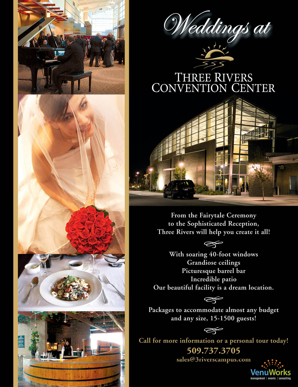 2017 Three River Convention Center WRG