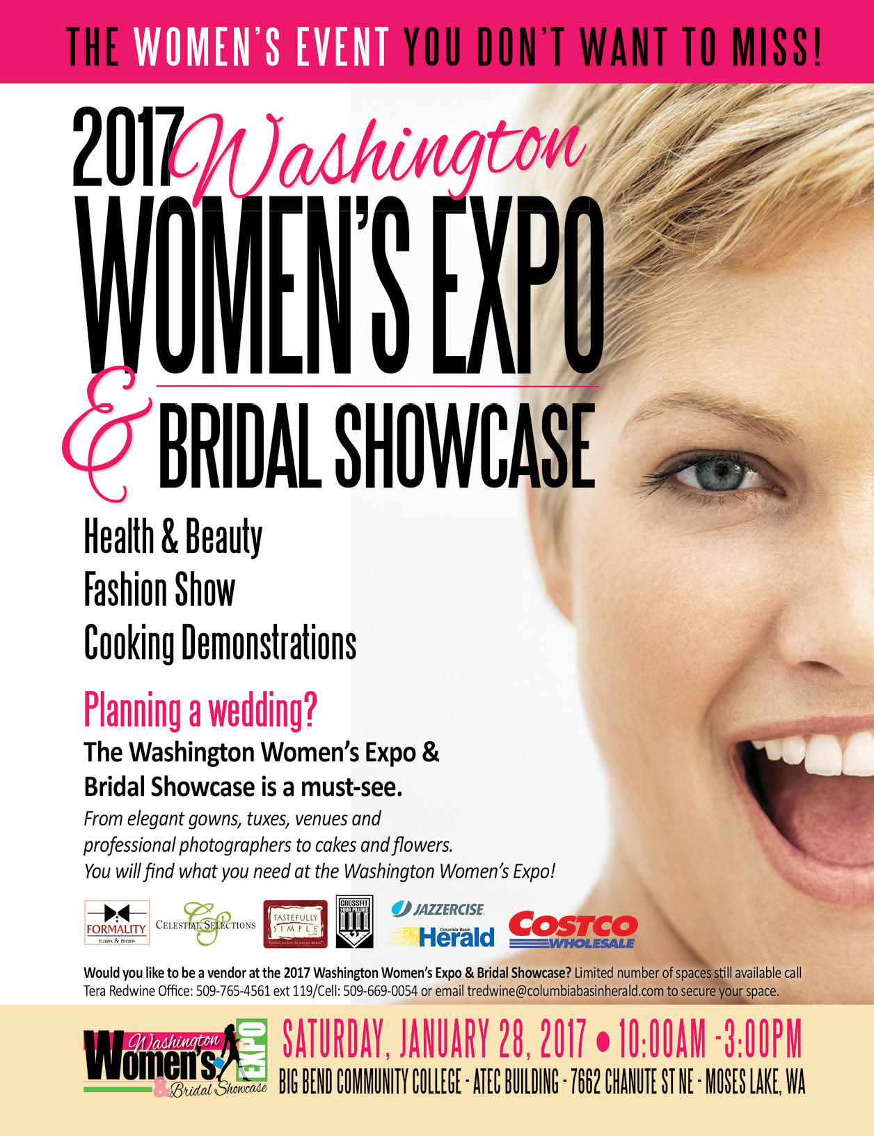 2017 Wash Womens Expo WRG