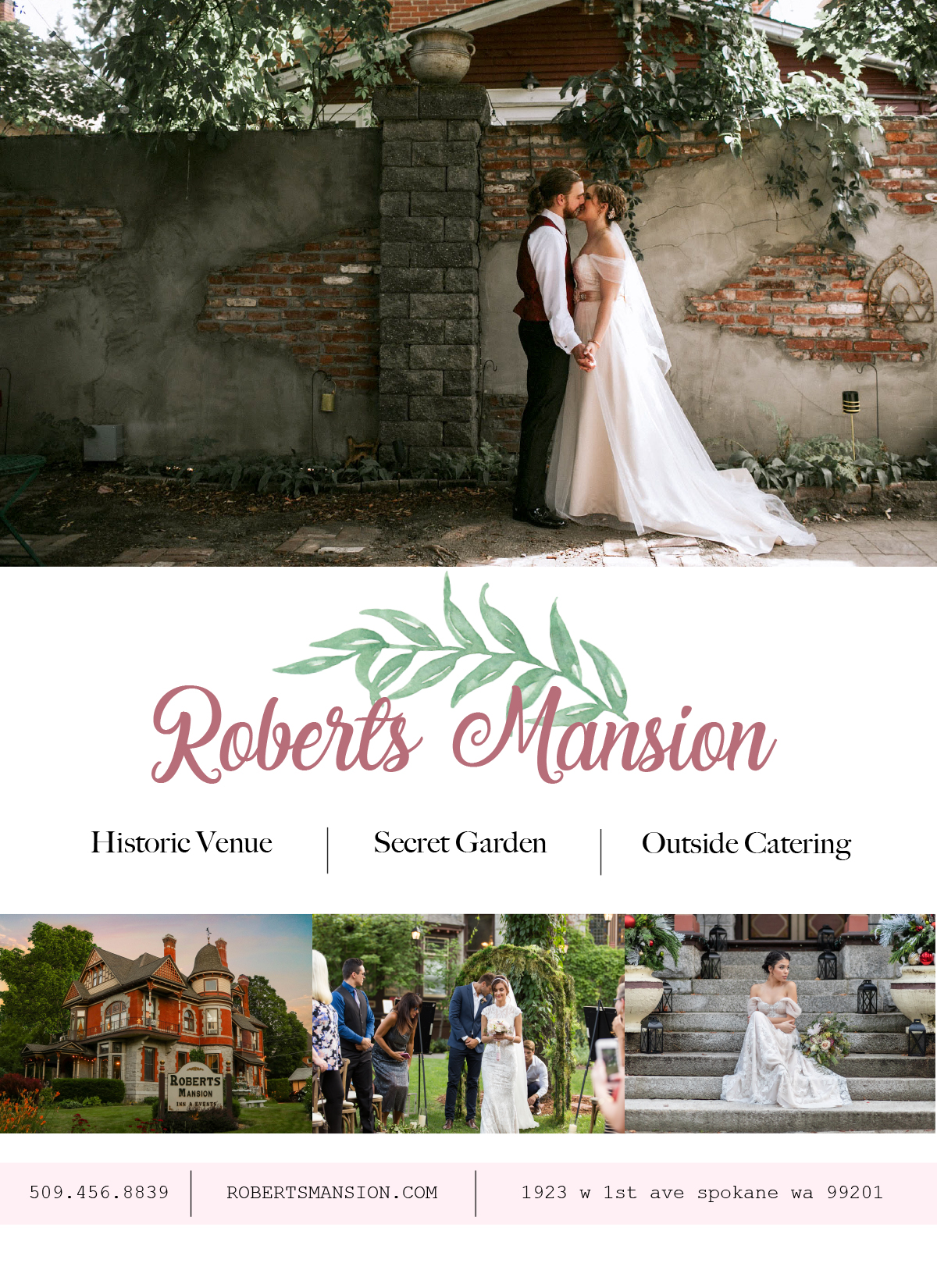 Roberts Mansion WRG Ad 2019 WEB